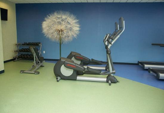 Midland, TX: Fitness Center – Free Weights