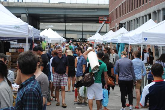 Photo of Tourist Attraction Sowa Open Market at 460 Harrison Ave, Boston, MA 02118, United States
