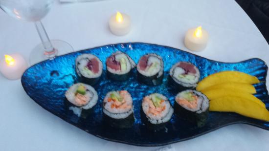 Washington, MO: Sushi for the opener