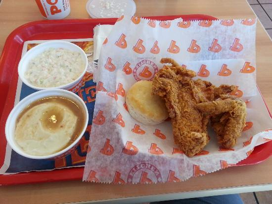 Spring Hill, FL: 2 piece with sides and a biscuit