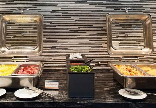 Needham, MA: Breakfast Buffet - Options