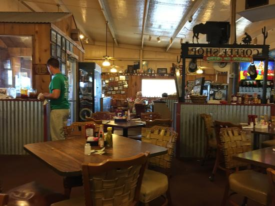 Inside - Picture of Coffee Shop Cafe, McGregor - TripAdvisor