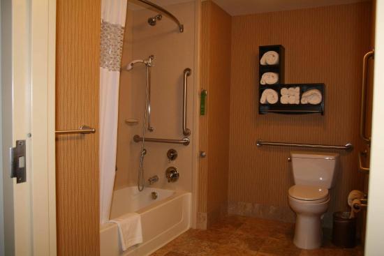 Union City, CA: Accessible Bathtub
