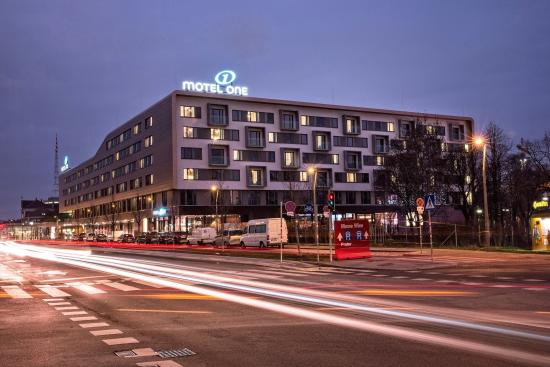 Motel One Wien-Prater: Motel One-Wien Prater Exterior