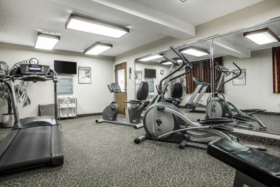 Bennettsville, Carolina Selatan: Fitness Center