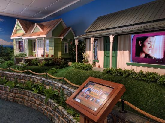 Hamilton New Zealand Temple: Display