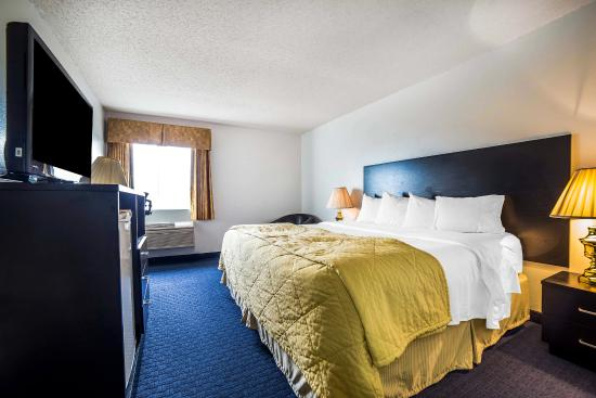 ซันนีไซด์, วอชิงตัน: Guest Room