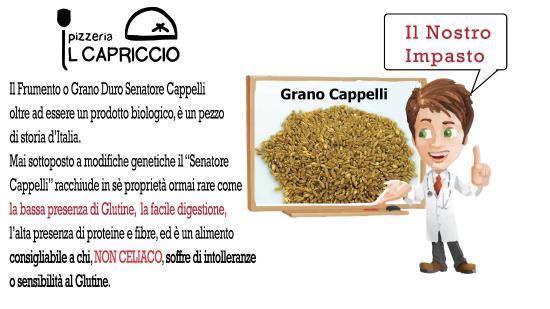 100% originale Saldi 2019 ultime versioni Descrizione cappellii - Picture of Il Capriccio, Altamura ...