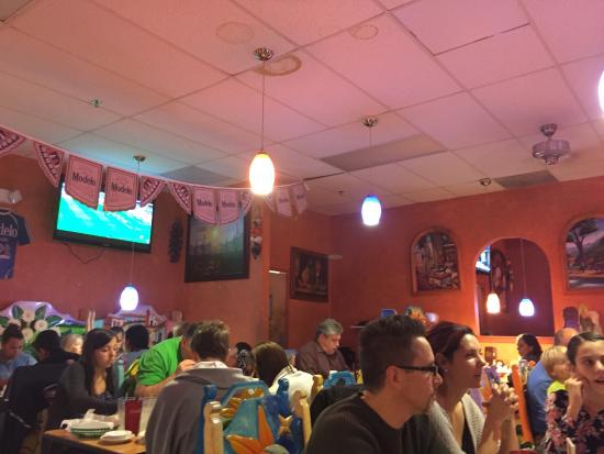 Cancun Mexican Restaurant Picture