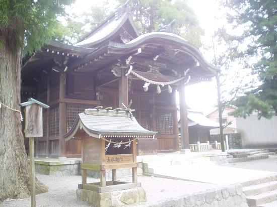 ‪Moriminashihachiman Shrine‬