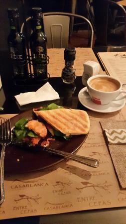 "Cafe "" Entrecepas"""