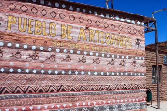 Ending The Tour In The Pueblo De Artesanos Artisan Village The Place To Find Some Locally C Picture Of A Bite Of Atacama San Pedro De Atacama Tripadvisor
