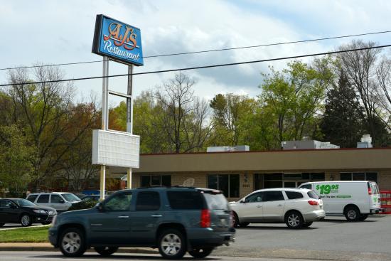 A J's Restaurant