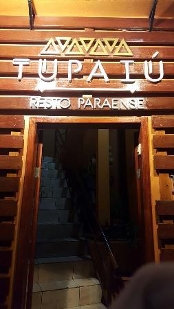 Tupaiu Restô Paraense