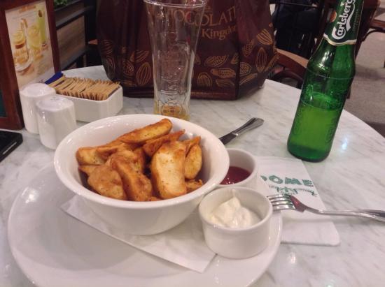 ...better in McDonalds!!
