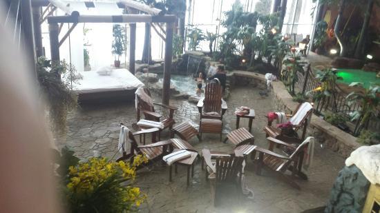 Hotel Universel Quebec: 20151230_103612_large.jpg