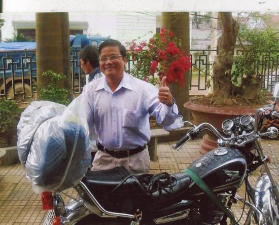 Easy Rider Motorbike Tour