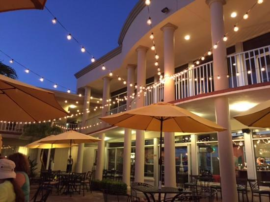 Feolas Italian Restaurant In Treasure Island Florida Picture Of
