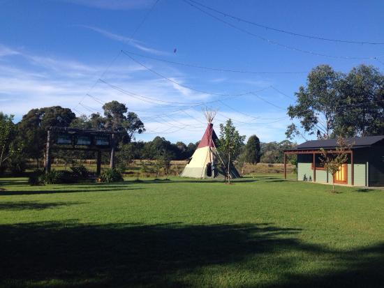 Krambach, Australia: Best glamping ever