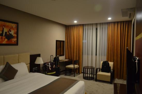 Interior - Muong Thanh Hanoi Centre Hotel Photo