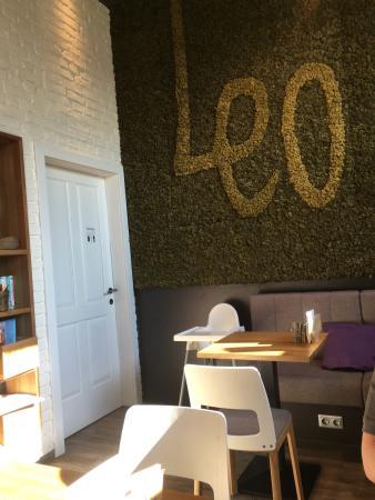 Cafe Leo Seestadt Aspern