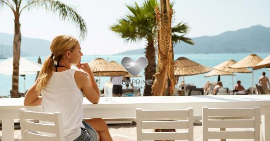 Sunprime Beachfront Restaurant