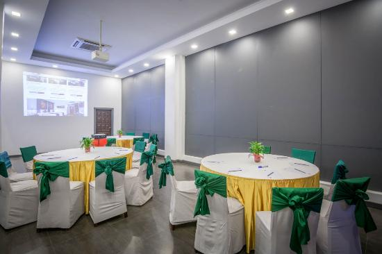 Memoire d' Angkor Boutique Hotel: The Meeting room