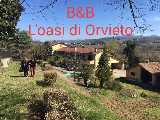 B&B L'oasi DI Orvieto