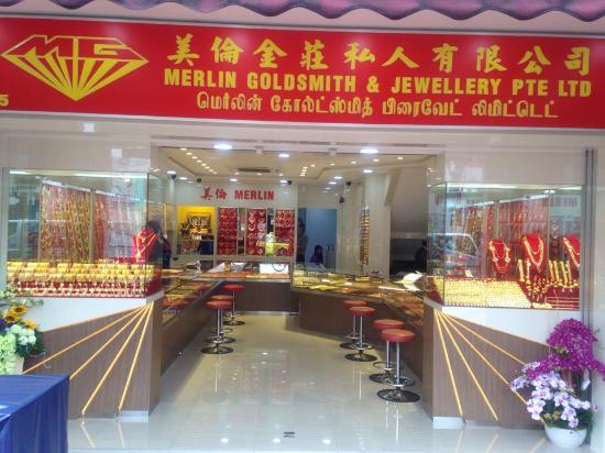 Merlin Goldsmith & Jewellery