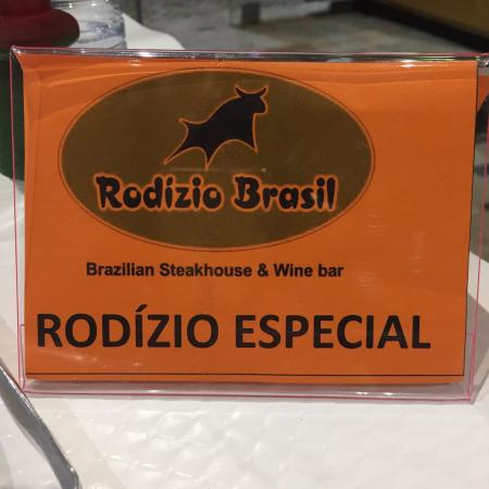 Rodizio brasil