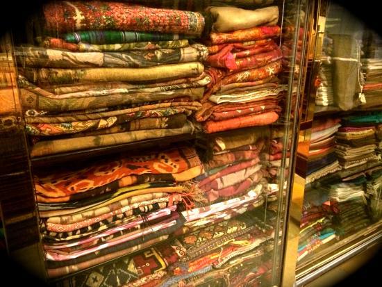 The Carpet Cellar: ANTIQUE IKAT,PHULKARI,SUZANI EMBROIDERED TEXTILES AND JAMEWAR SHAWLS