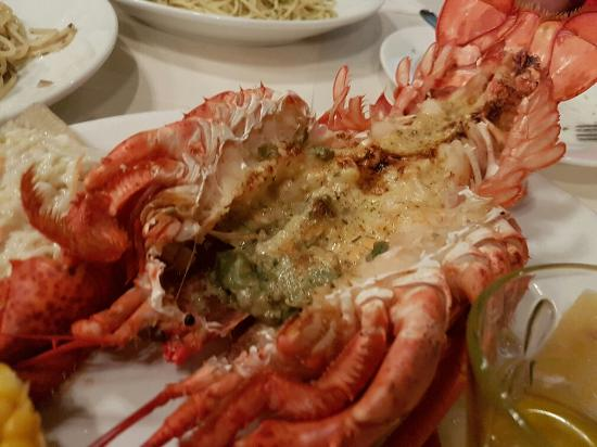 The Lobsterman: Taragon butter lobster