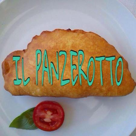 Somma Lombardo, Italia: IL PANZEROTTO