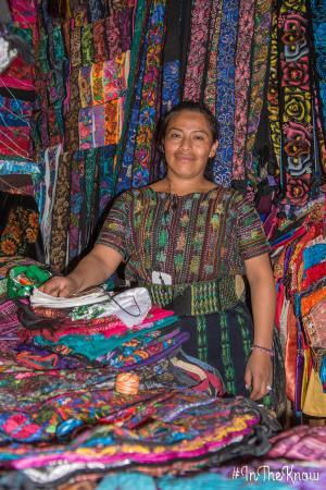 Solola Market: El Reina del Mercado