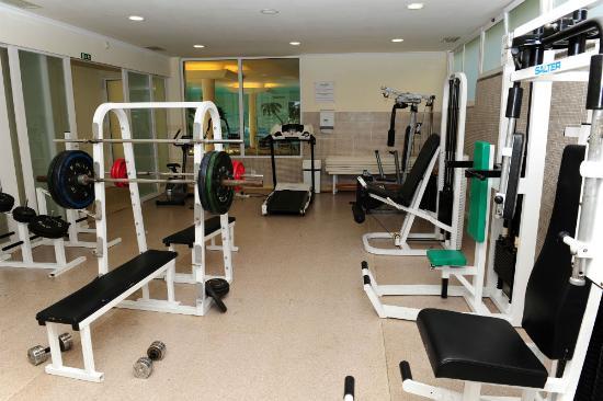 Dorisol Buganvilia: Gym