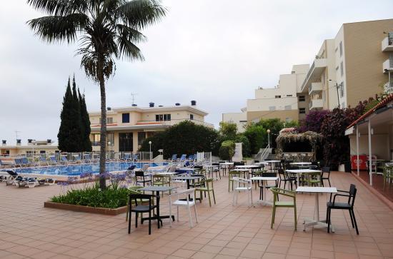 Dorisol Buganvilia: Bar piscina
