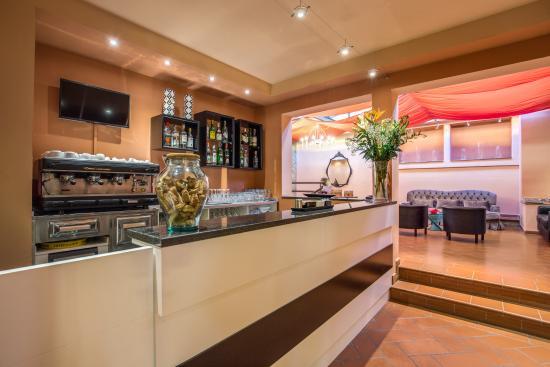 Hotel Villa Cesi : Bar