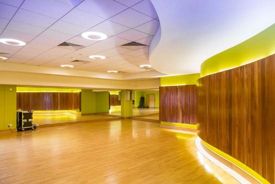 Bicester Hotel Golf and Spa: Yoga/Pilates Studio