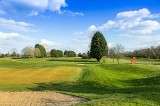 Bicester Hotel Golf and Spa: Golf course