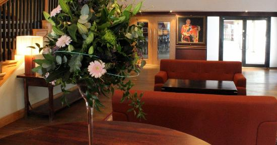 Bicester Hotel, Golf and Spa: Reception