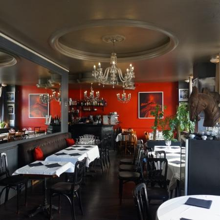 Photo of French Restaurant L'Ardoise Gourmande at 12 Rue De Belzunce, Paris 75010, France