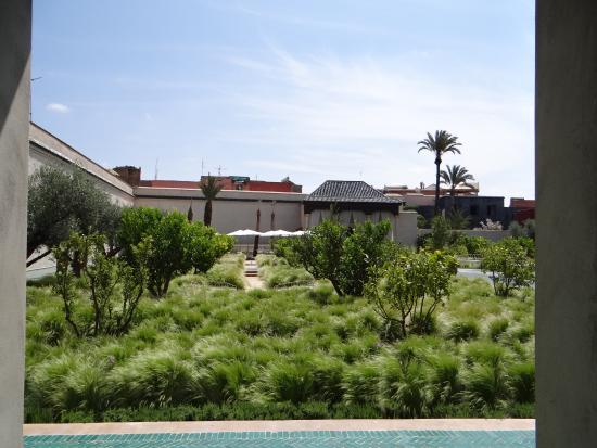 Jardin islamique picture of le jardin secret marrakech for Le jardin secret