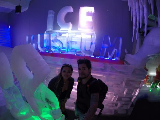 Ice Gallery: muito frio