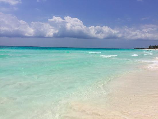 Xpu Ha Beach I Colori Di