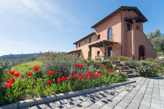 Podere Raffanna Ecologic House