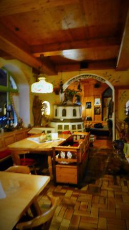 Landgasthof Deutsche Eiche: Salle à manger