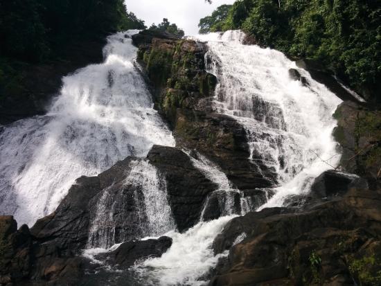Charpa Waterfall