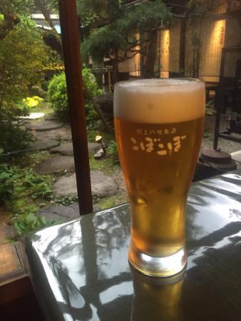 Gujo Hachiman Beer Kobokobo