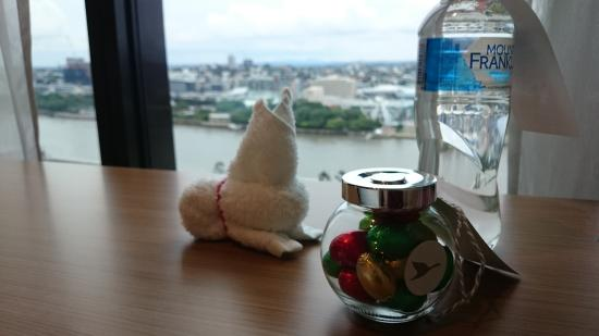 Welcome gift for easter stay picture of ibis styles brisbane ibis styles brisbane elizabeth street welcome gift for easter stay negle Images