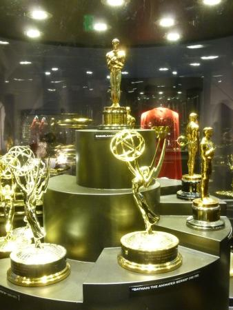 Burbank, CA: La collection de trophés de la WB